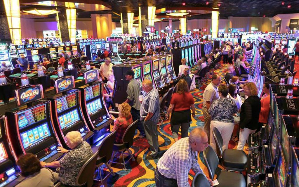 The Wildest Thing About Gambling